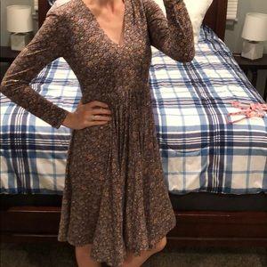 Floral Rebecca Taylor dress